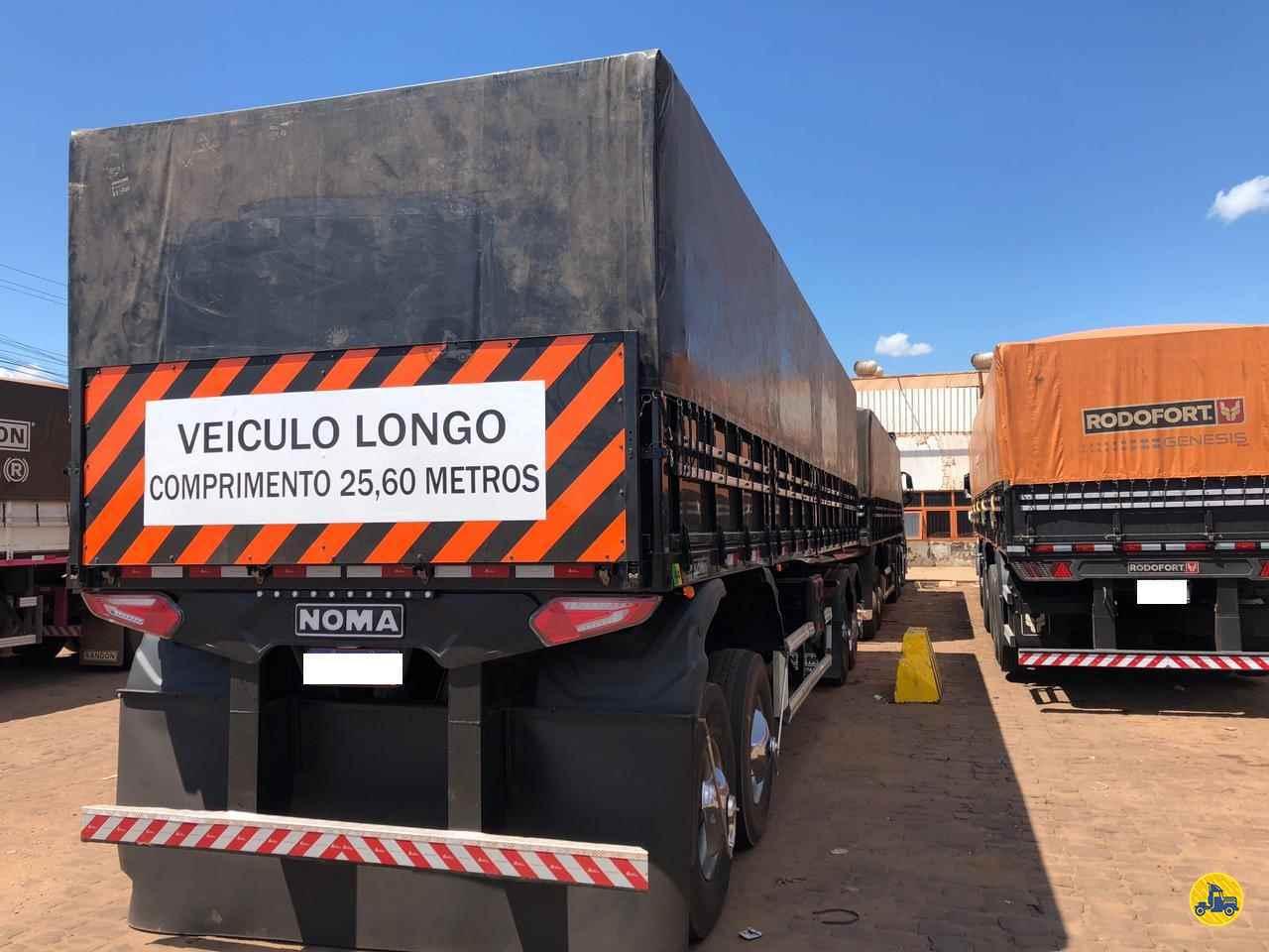 CARRETA BITREM 9 EIXOS GRANELEIRO Mundial Caminhões e Carretas PALMITAL SÃO PAULO SP