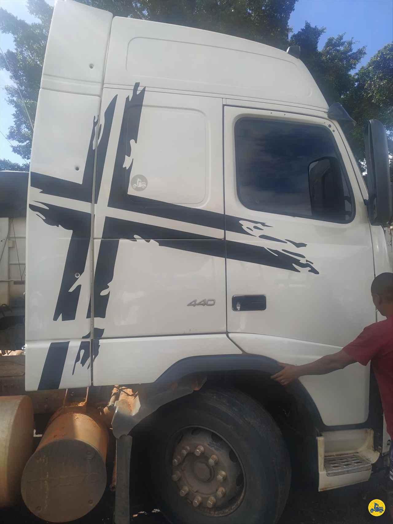 CAMINHAO VOLVO VOLVO FH 440 Cavalo Mecânico Truck 6x2 Mundial Caminhões e Carretas PALMITAL SÃO PAULO SP