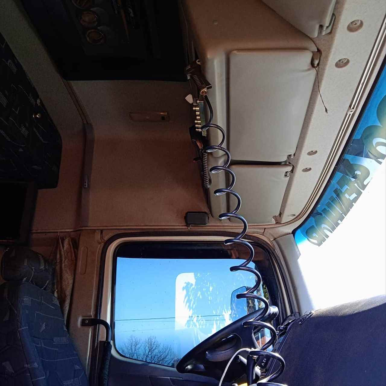 CAMINHAO MERCEDES-BENZ MB 2544 Cavalo Mecânico Truck 6x2 Mundial Caminhões e Carretas PALMITAL SÃO PAULO SP