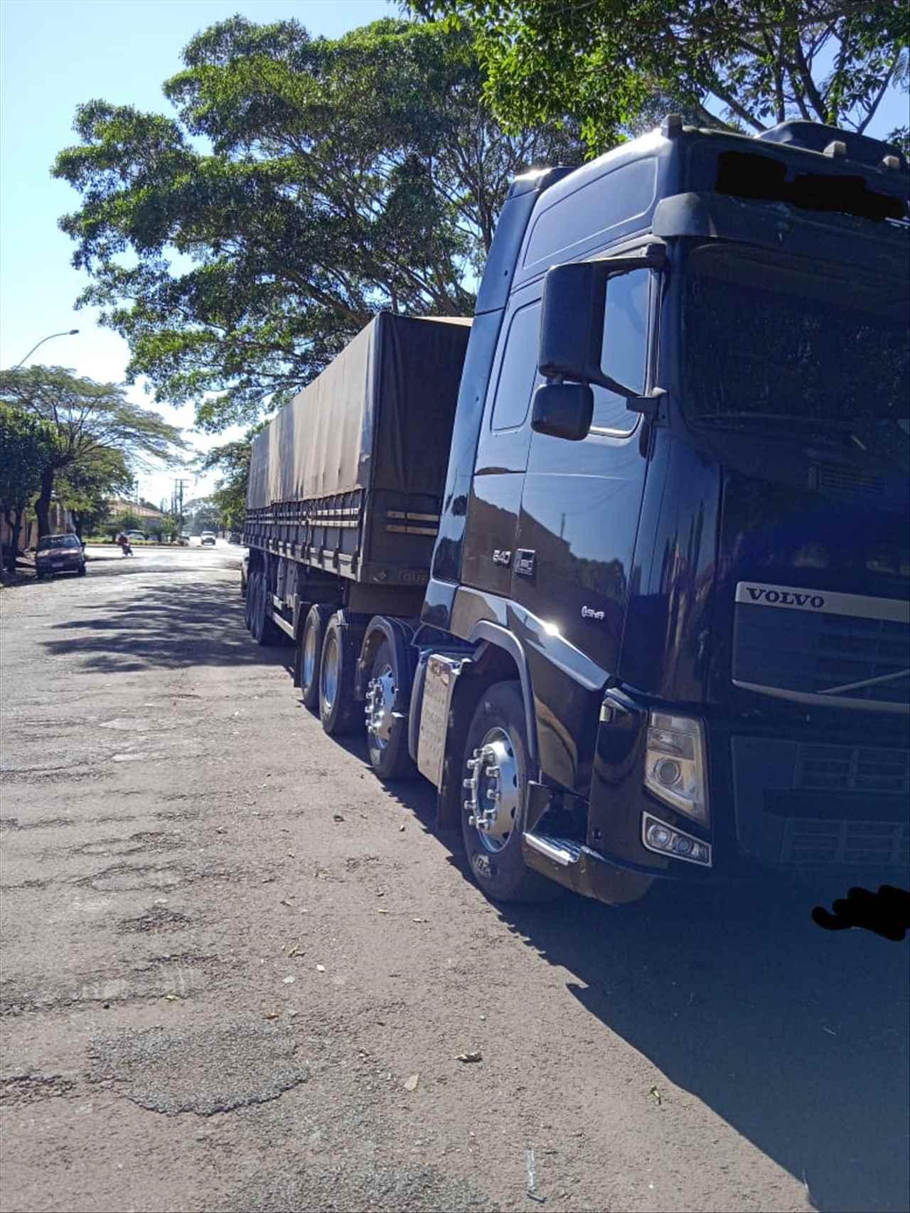 CAMINHAO VOLVO VOLVO FH 540 Cavalo Mecânico BiTruck 8x2 Mundial Caminhões e Carretas PALMITAL SÃO PAULO SP