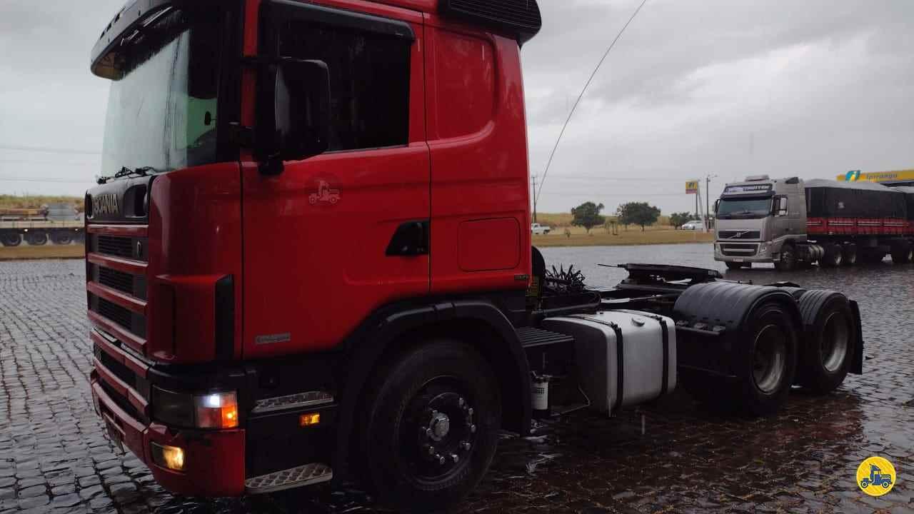 CAMINHAO SCANIA SCANIA 114 380 Cavalo Mecânico Truck 6x2 Mundial Caminhões e Carretas PALMITAL SÃO PAULO SP
