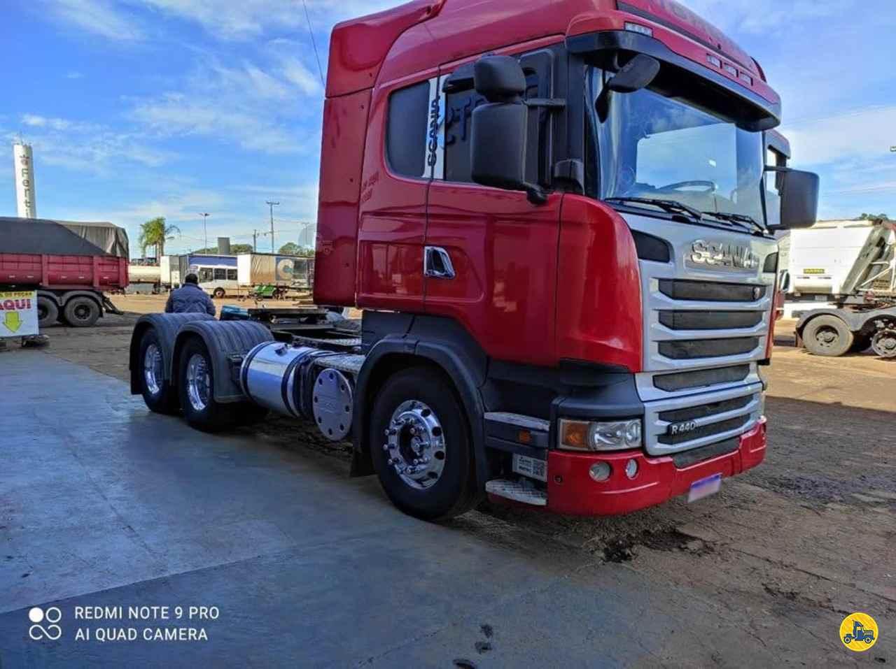 CAMINHAO SCANIA SCANIA 440 Cavalo Mecânico Truck 6x2 Mundial Caminhões e Carretas PALMITAL SÃO PAULO SP