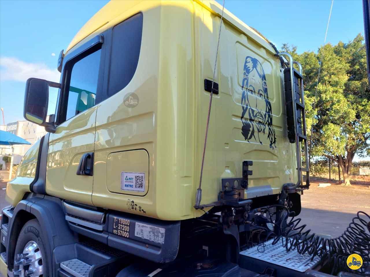 CAMINHAO SCANIA SCANIA 124 420 Cavalo Mecânico Truck 6x2 Mundial Caminhões e Carretas PALMITAL SÃO PAULO SP