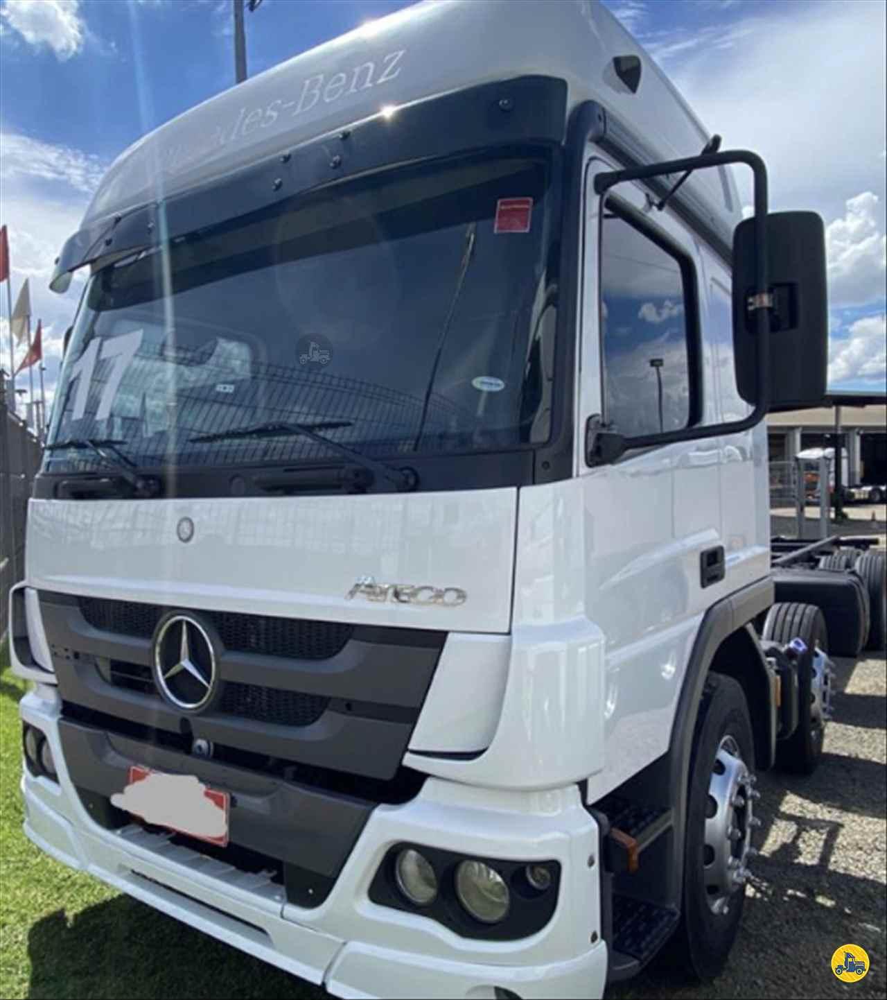 CAMINHAO MERCEDES-BENZ MB 3030 Chassis BiTruck 8x2 LS 7 Caminhões LIMEIRA SÃO PAULO SP