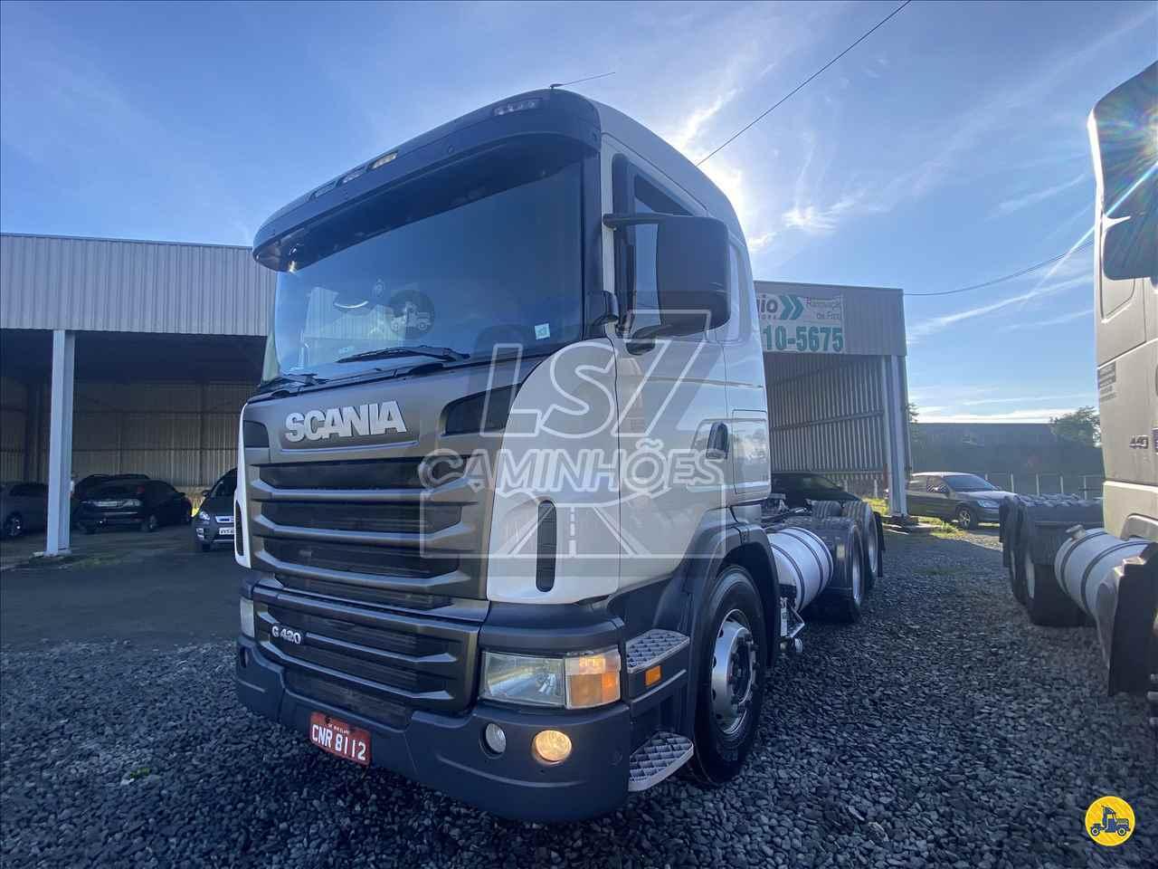 SCANIA 124 420 de LS 7 Caminhões - LIMEIRA/SP