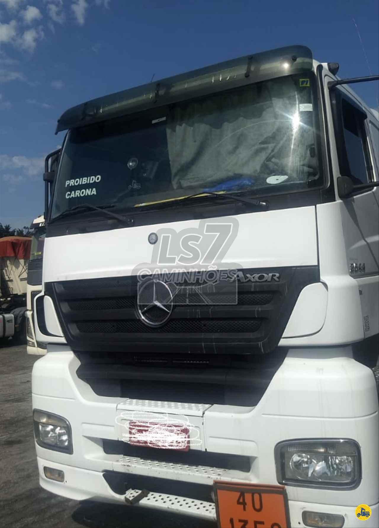 CAMINHAO MERCEDES-BENZ MB 2544 Cavalo Mecânico Truck 6x2 LS 7 Caminhões LIMEIRA SÃO PAULO SP