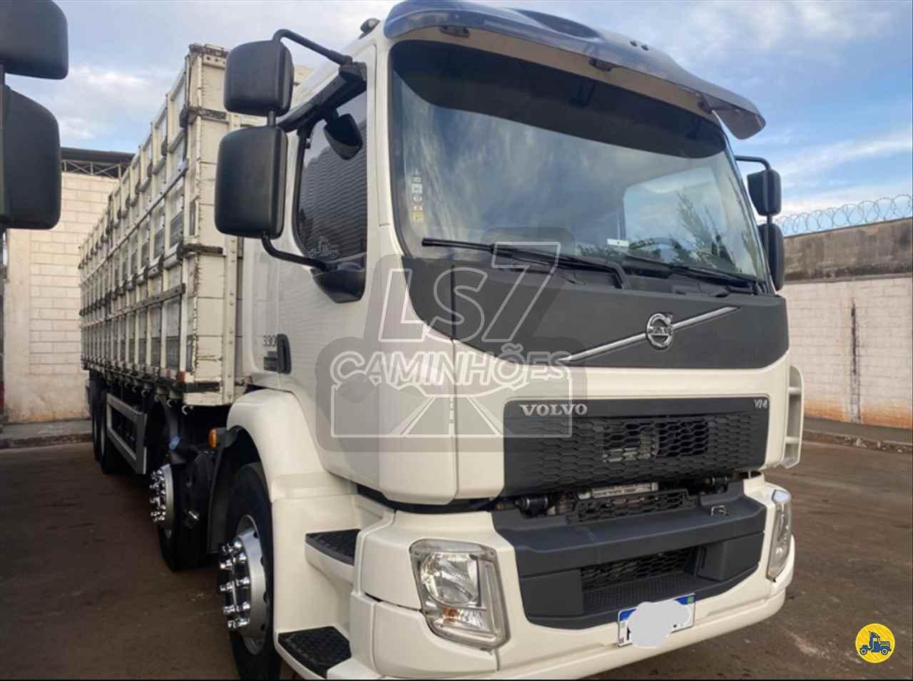 CAMINHAO VOLVO VOLVO VM 330 Graneleiro BiTruck 8x2 LS 7 Caminhões LIMEIRA SÃO PAULO SP