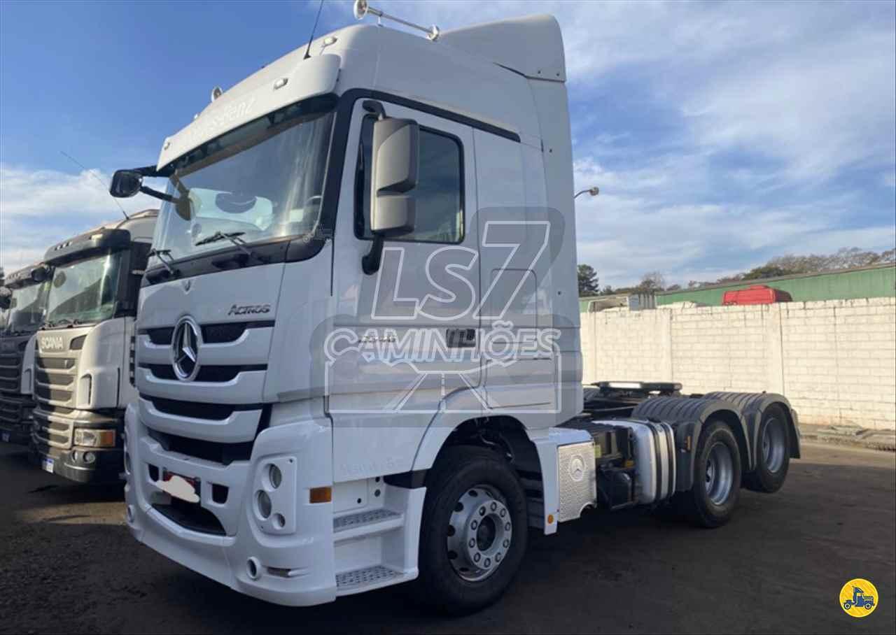 CAMINHAO MERCEDES-BENZ MB 2546 Cavalo Mecânico Truck 6x2 LS 7 Caminhões LIMEIRA SÃO PAULO SP