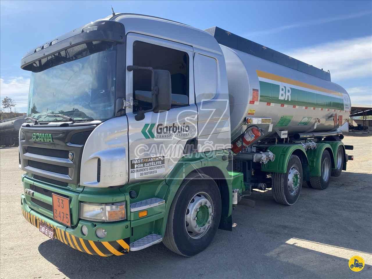 SCANIA P270 de LS 7 Caminhões - LIMEIRA/SP