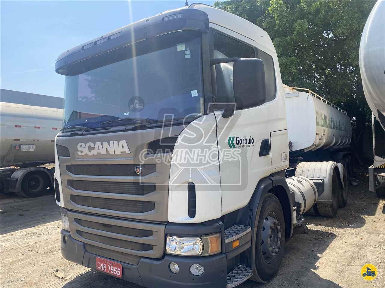 CAMINHAO SCANIA SCANIA 124 420 Cavalo Mecânico Truck 6x2 LS 7 Caminhões LIMEIRA SÃO PAULO SP