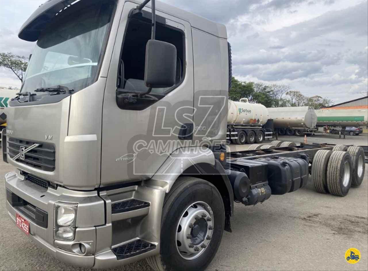 CAMINHAO VOLVO VOLVO VM 260 Chassis Truck 6x2 LS 7 Caminhões LIMEIRA SÃO PAULO SP
