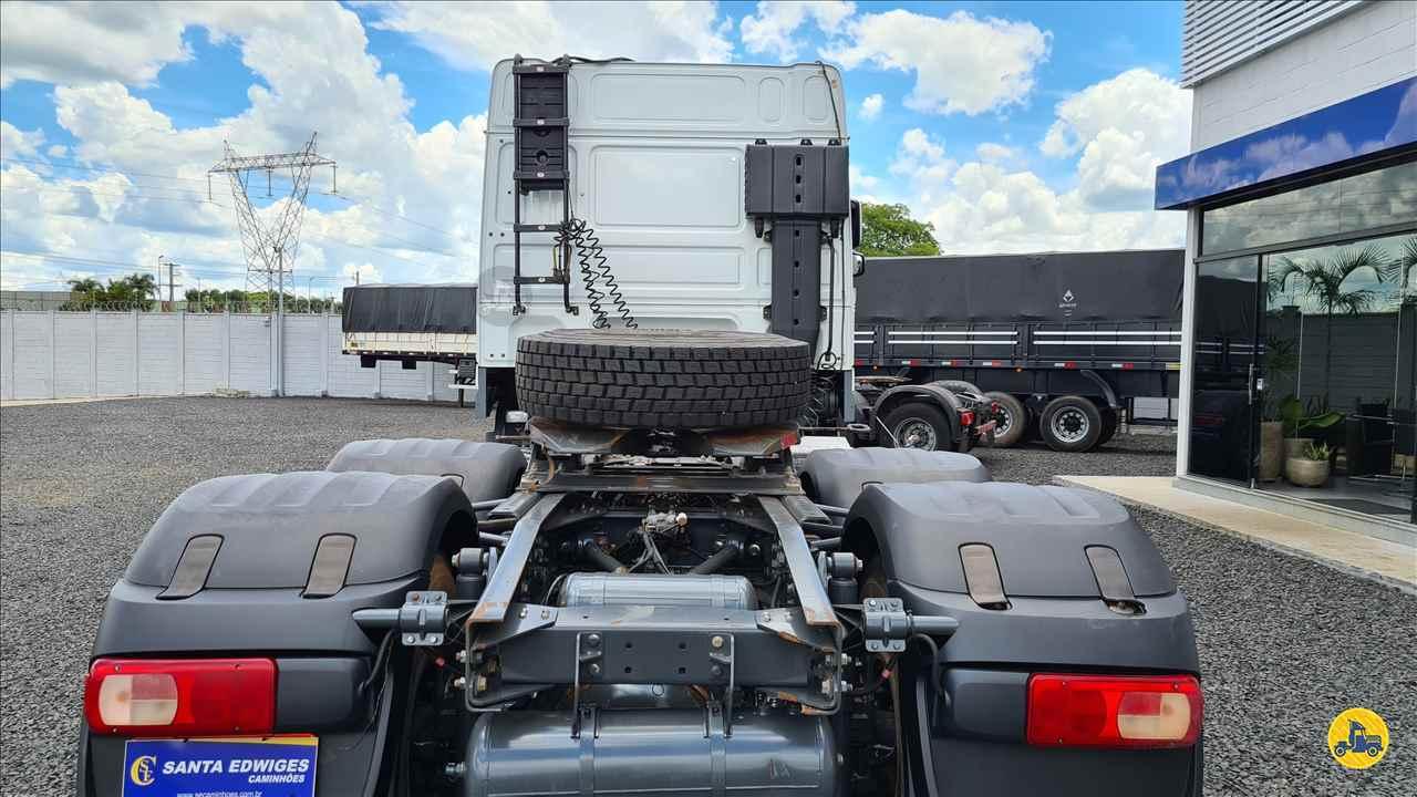 DAF DAF XF105 510 233000km 2017/2017 Santa Edwiges Caminhões