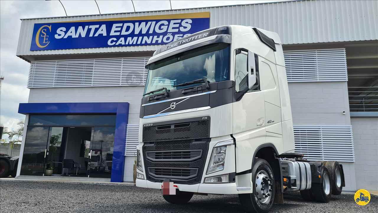 CAMINHAO VOLVO VOLVO FH 460 Cavalo Mecânico Truck 6x2 Santa Edwiges Caminhões APARECIDA DE GOIANIA GOIAS GO