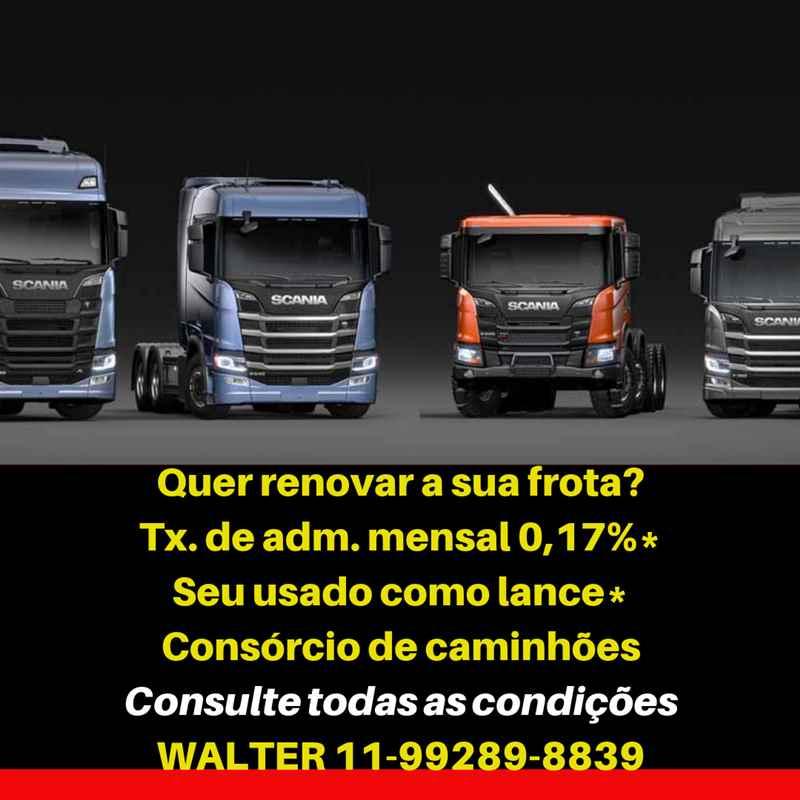 Crédito para compra de  Caminhões