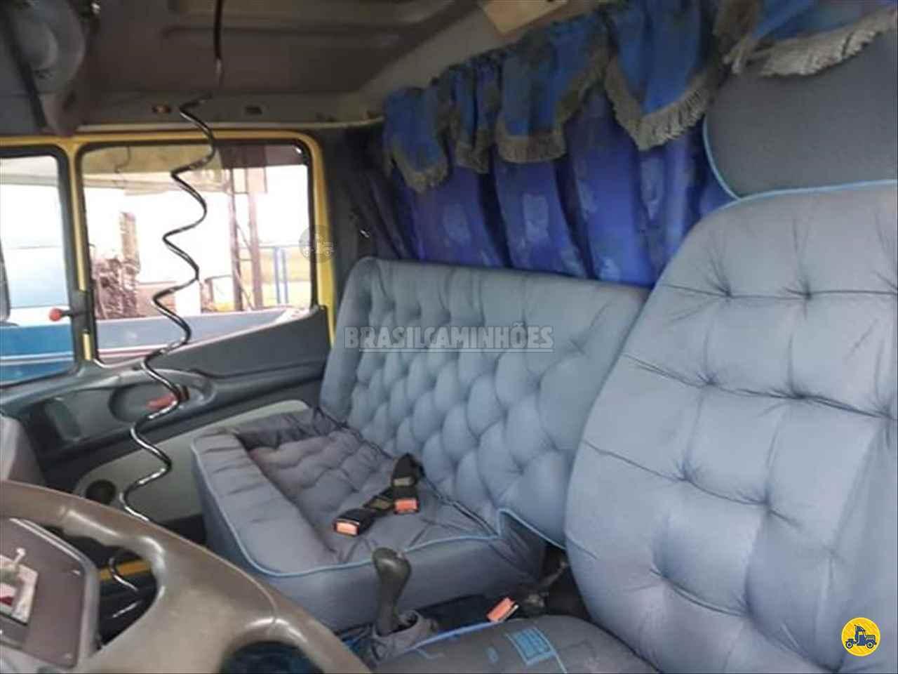 MERCEDES-BENZ MB 712 319000km 1998/1998 Brasil Caminhões Sinop