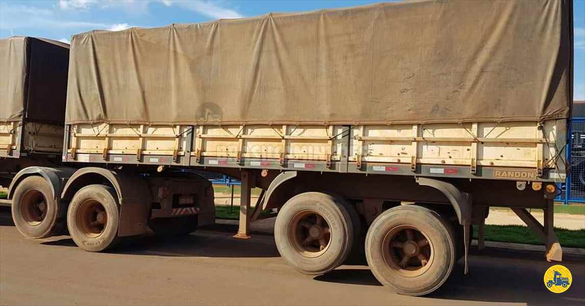 VOLVO VOLVO FH 420  2003/2004 Brasil Caminhões Sinop