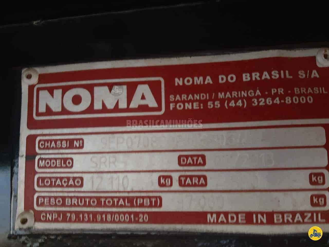 BITREM 9 EIXOS GRANELEIRO  2013/2013 Brasil Caminhões Sinop