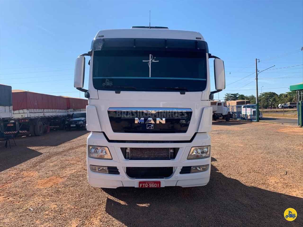 MAN TGX 29 480  2015/2016 Brasil Caminhões Sinop