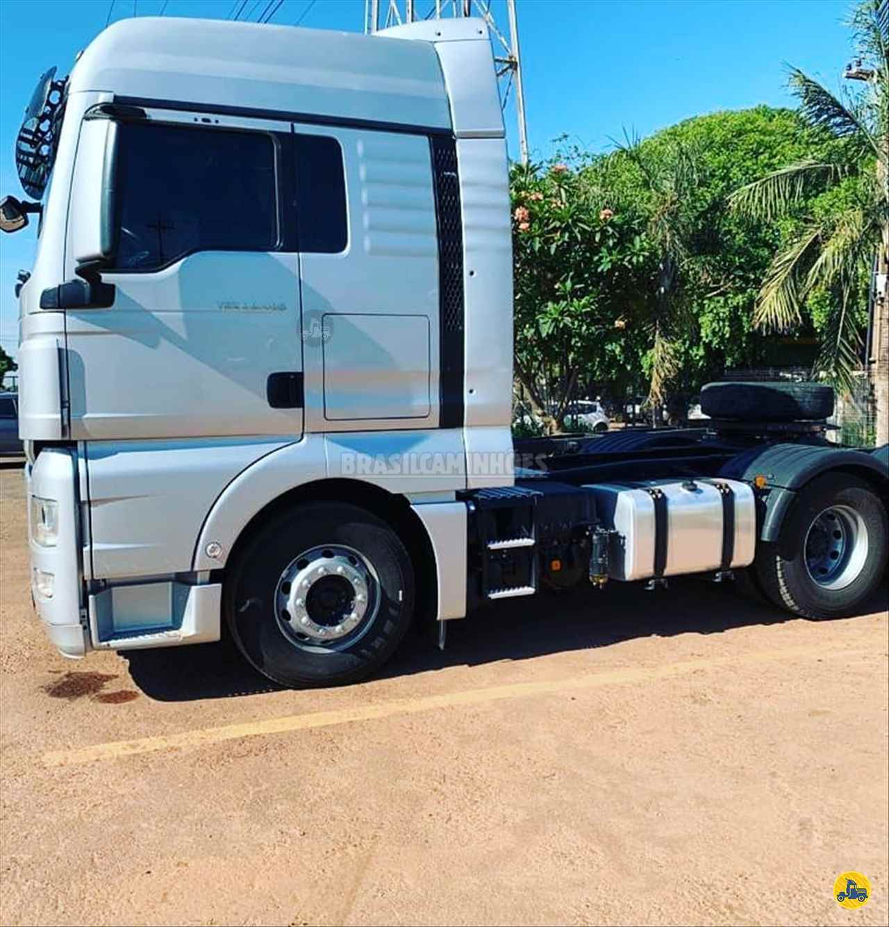 CAMINHAO MAN TGX 29 480 Cavalo Mecânico Traçado 6x4 Brasil Caminhões Sinop SINOP MATO GROSSO MT