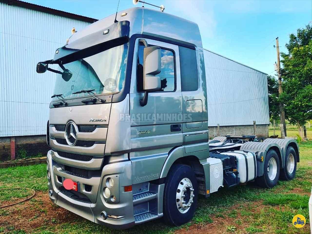 CAMINHAO MERCEDES-BENZ MB 2651 Caçamba Basculante Traçado 6x4 Brasil Caminhões Sinop SINOP MATO GROSSO MT