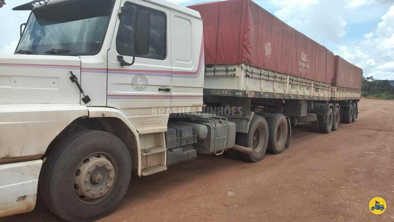 CAMINHAO SCANIA SCANIA 113 360 Carga Seca Truck 6x2 Brasil Caminhões Sinop SINOP MATO GROSSO MT