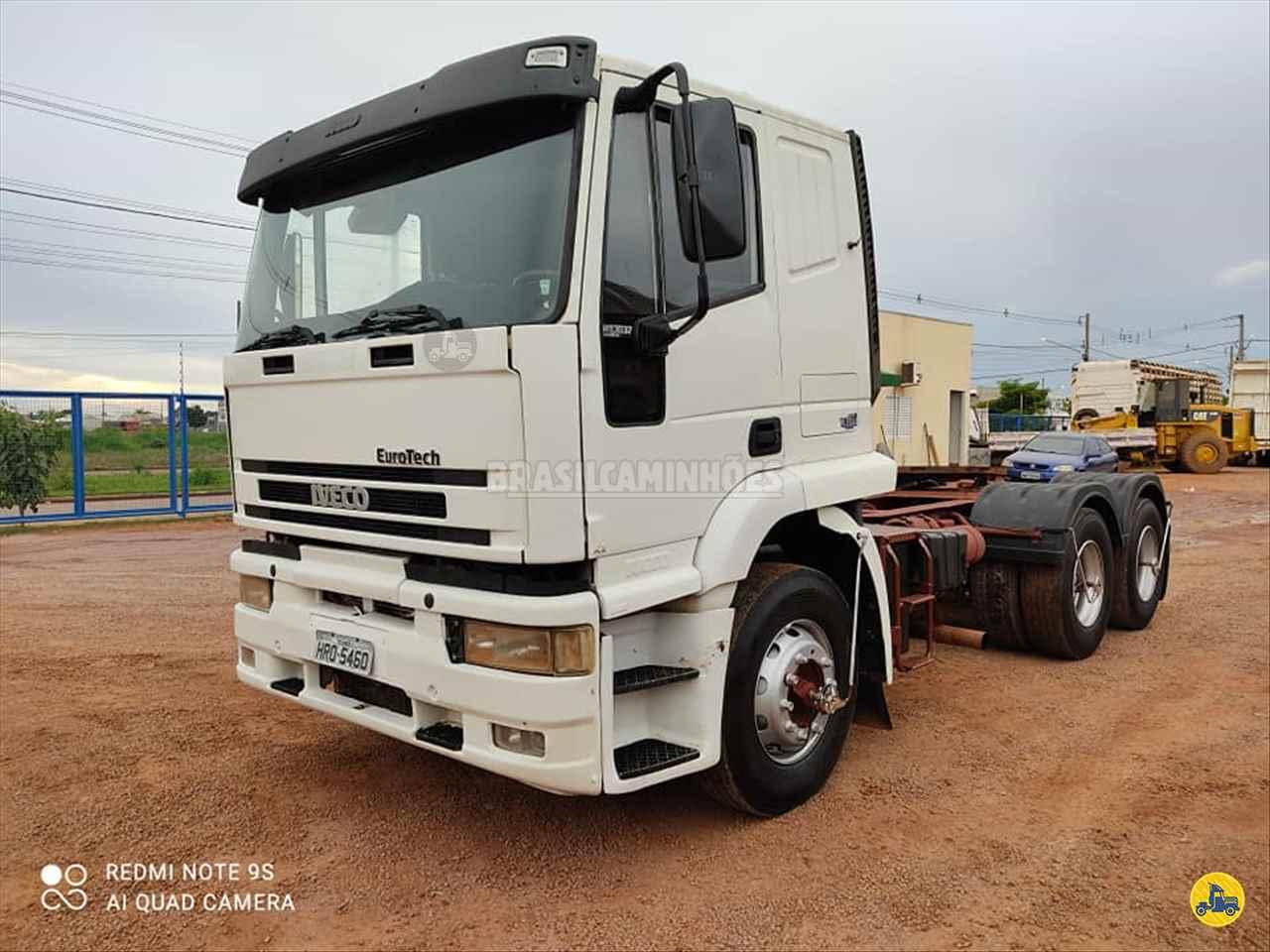 CAMINHAO IVECO EUROTECH 450E37 Cavalo Mecânico Truck 6x2 Brasil Caminhões Sinop SINOP MATO GROSSO MT