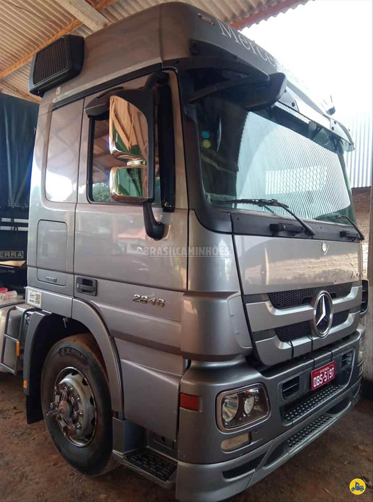 CAMINHAO MERCEDES-BENZ MB 2646 Carga Seca Traçado 6x4 Brasil Caminhões Sinop SINOP MATO GROSSO MT