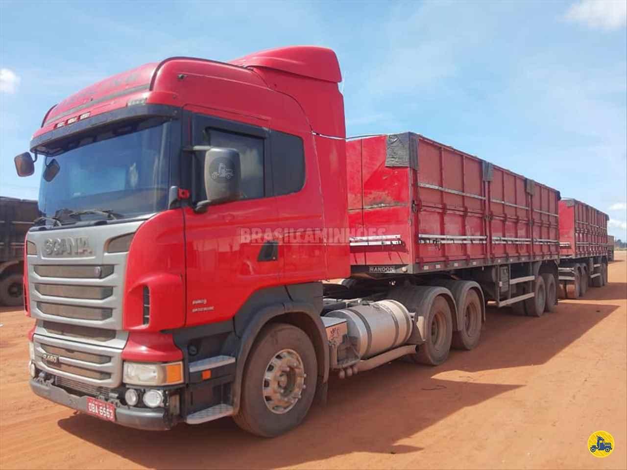 CAMINHAO SCANIA SCANIA 480 Cavalo Mecânico Traçado 6x4 Brasil Caminhões Sinop SINOP MATO GROSSO MT