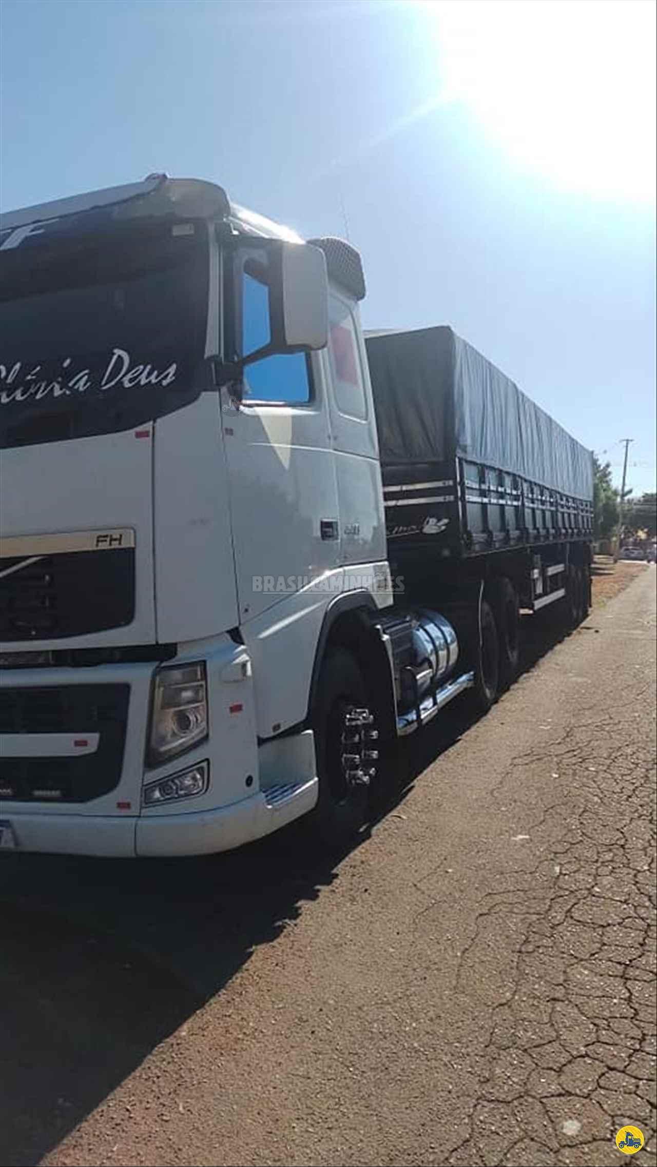 CAMINHAO VOLVO VOLVO FH 440 Carga Seca Truck 6x2 Brasil Caminhões Sinop SINOP MATO GROSSO MT