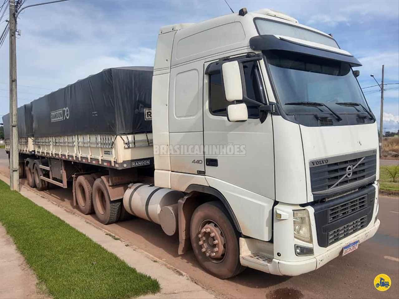 CAMINHAO VOLVO VOLVO FH 440 Cavalo Mecânico Truck 6x2 Brasil Caminhões Sinop SINOP MATO GROSSO MT