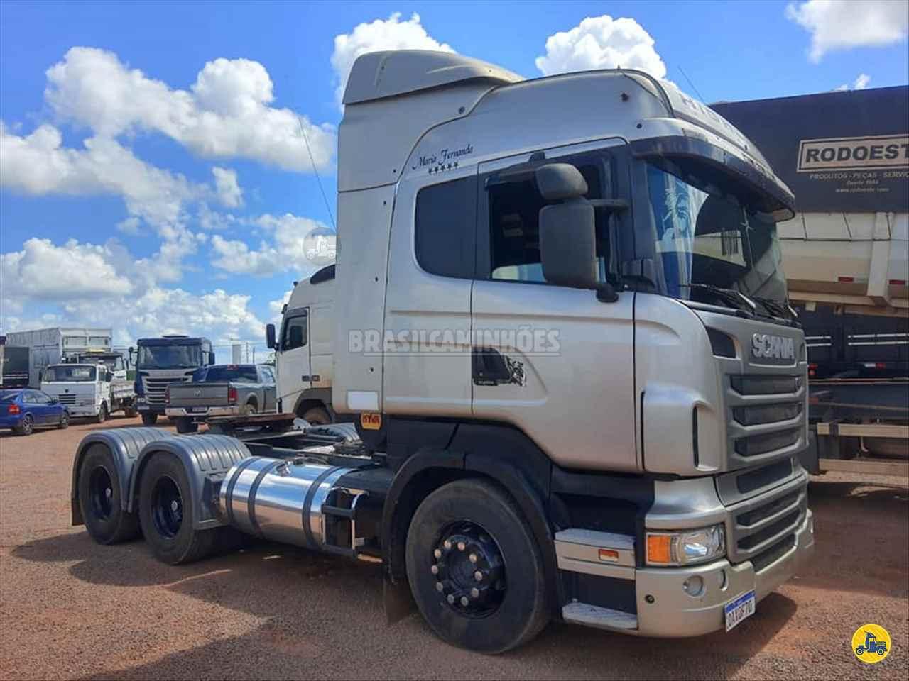 CAMINHAO SCANIA SCANIA 440 Cavalo Mecânico Traçado 6x4 Brasil Caminhões Sinop SINOP MATO GROSSO MT