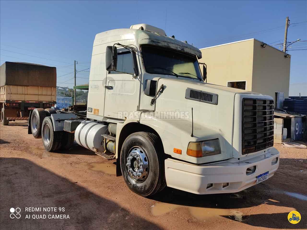 CAMINHAO VOLVO VOLVO NL12 360 Cavalo Mecânico Truck 6x2 Brasil Caminhões Sinop SINOP MATO GROSSO MT