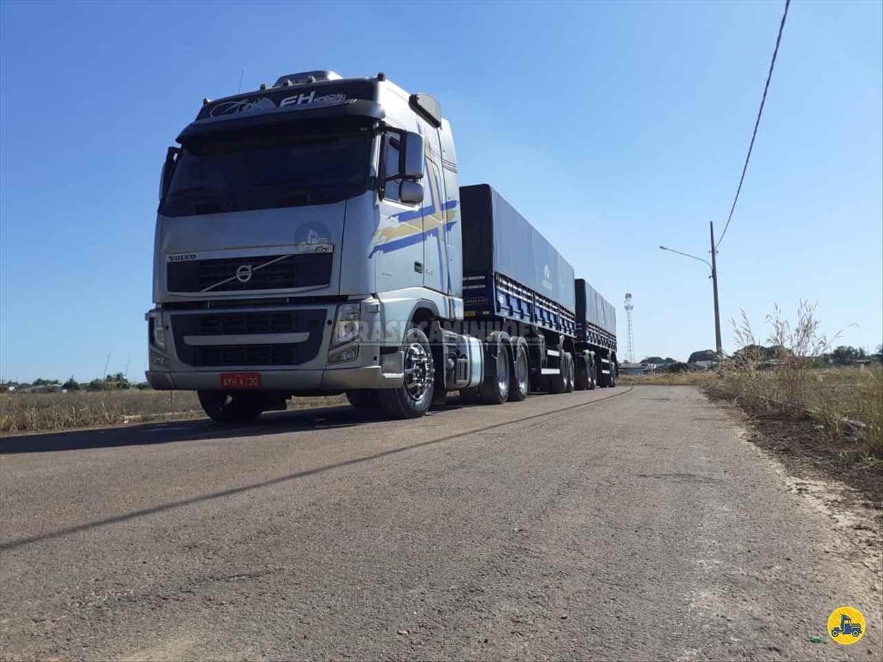 CAMINHAO VOLVO VOLVO FH 540 Carga Seca Traçado 6x4 Brasil Caminhões Sinop SINOP MATO GROSSO MT