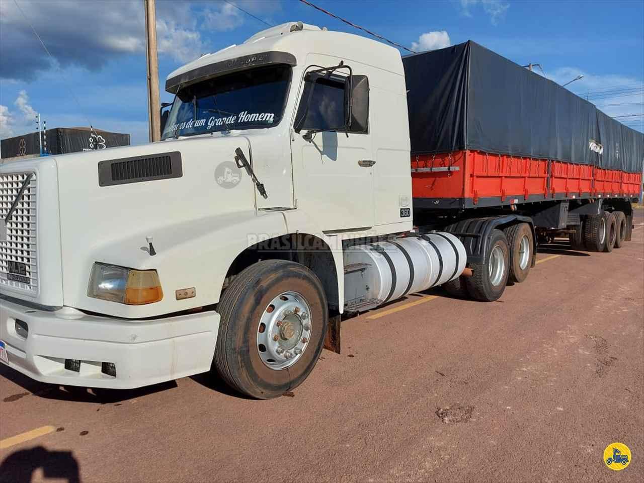 CAMINHAO VOLVO VOLVO NL12 360 Carga Seca Truck 6x2 Brasil Caminhões Sinop SINOP MATO GROSSO MT