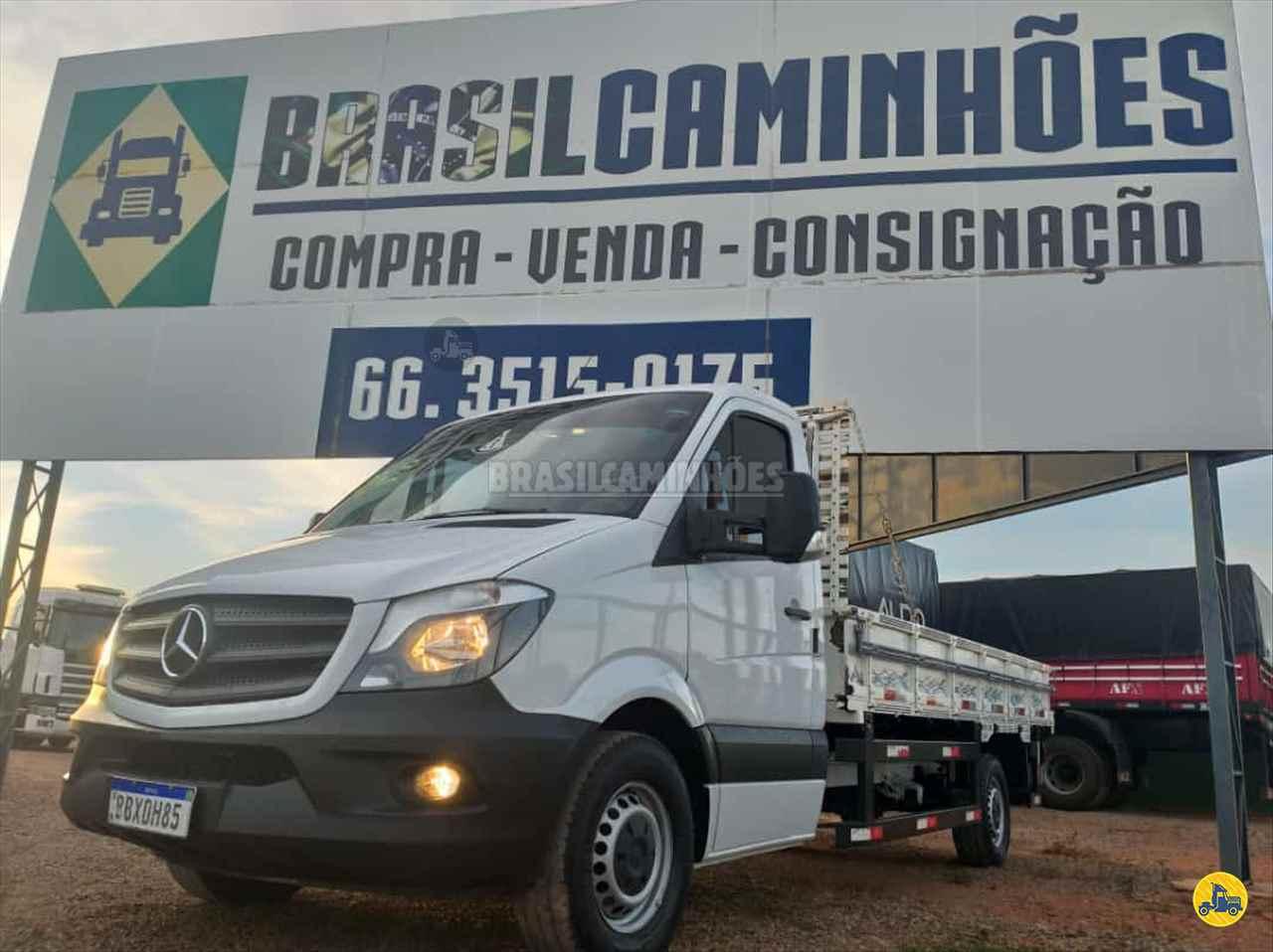 UTILITARIOS MERCEDES-BENZ Sprinter Chassi 313 Brasil Caminhões Sinop SINOP MATO GROSSO MT