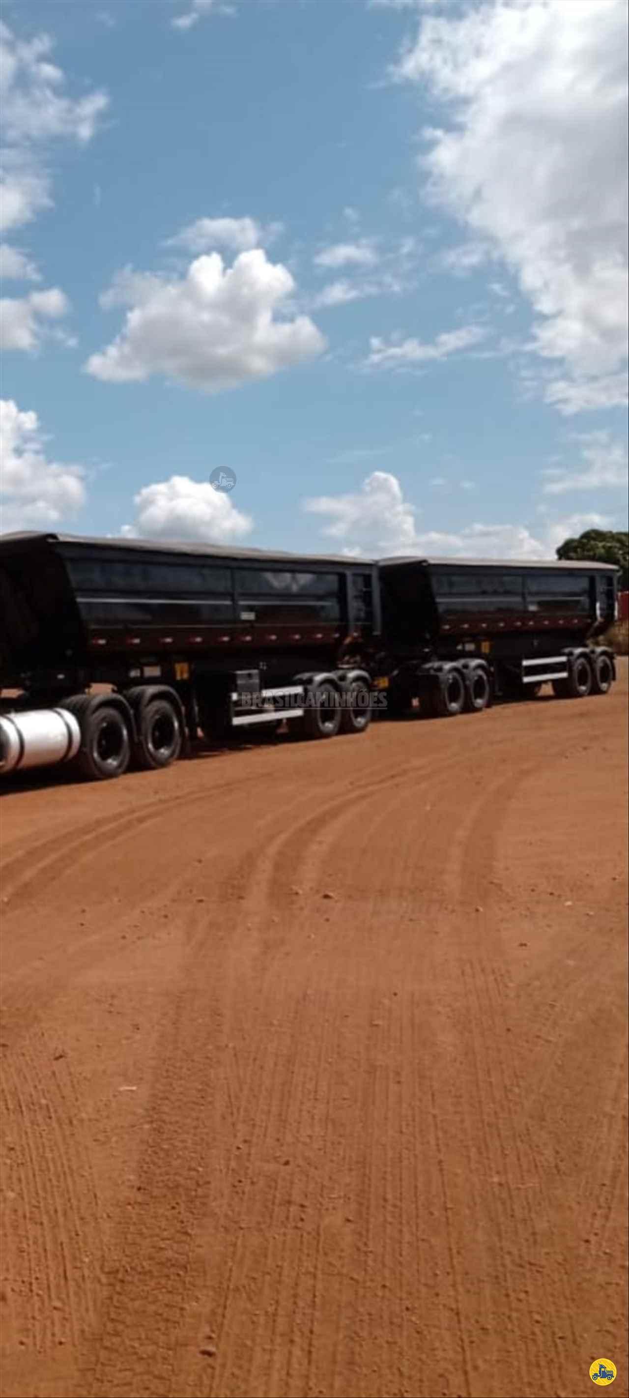 CARRETA RODOTREM BASCULANTE Brasil Caminhões Sinop SINOP MATO GROSSO MT
