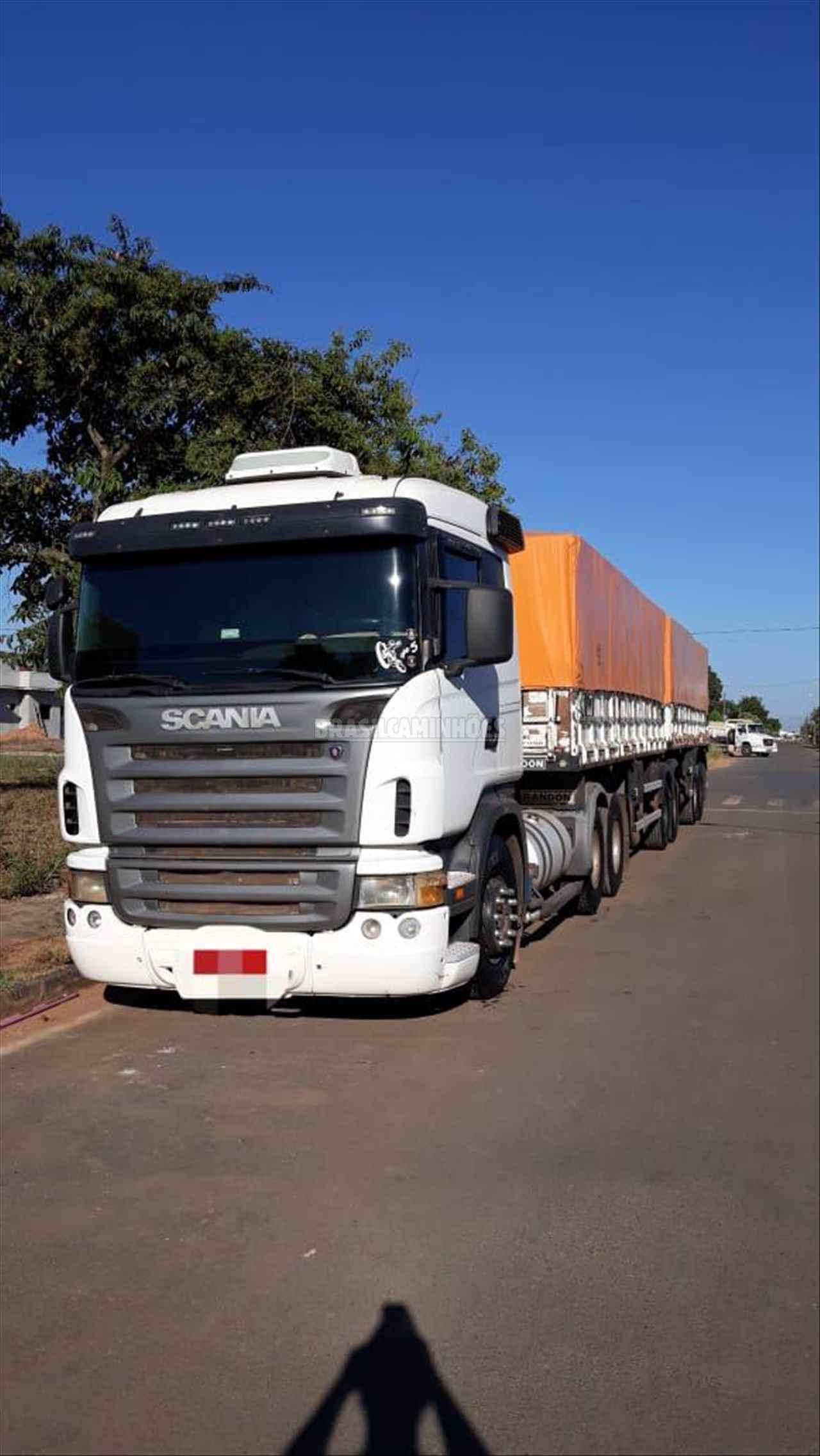 CAMINHAO SCANIA SCANIA 420 Carga Seca Truck 6x2 Brasil Caminhões Sinop SINOP MATO GROSSO MT