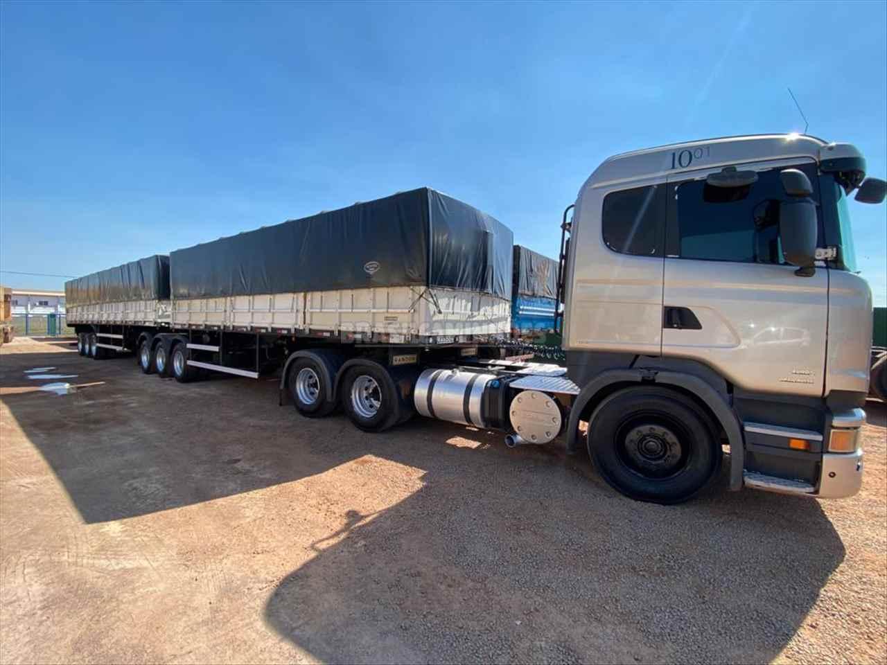 SCANIA 440 de Brasil Caminhões Sinop - SINOP/MT