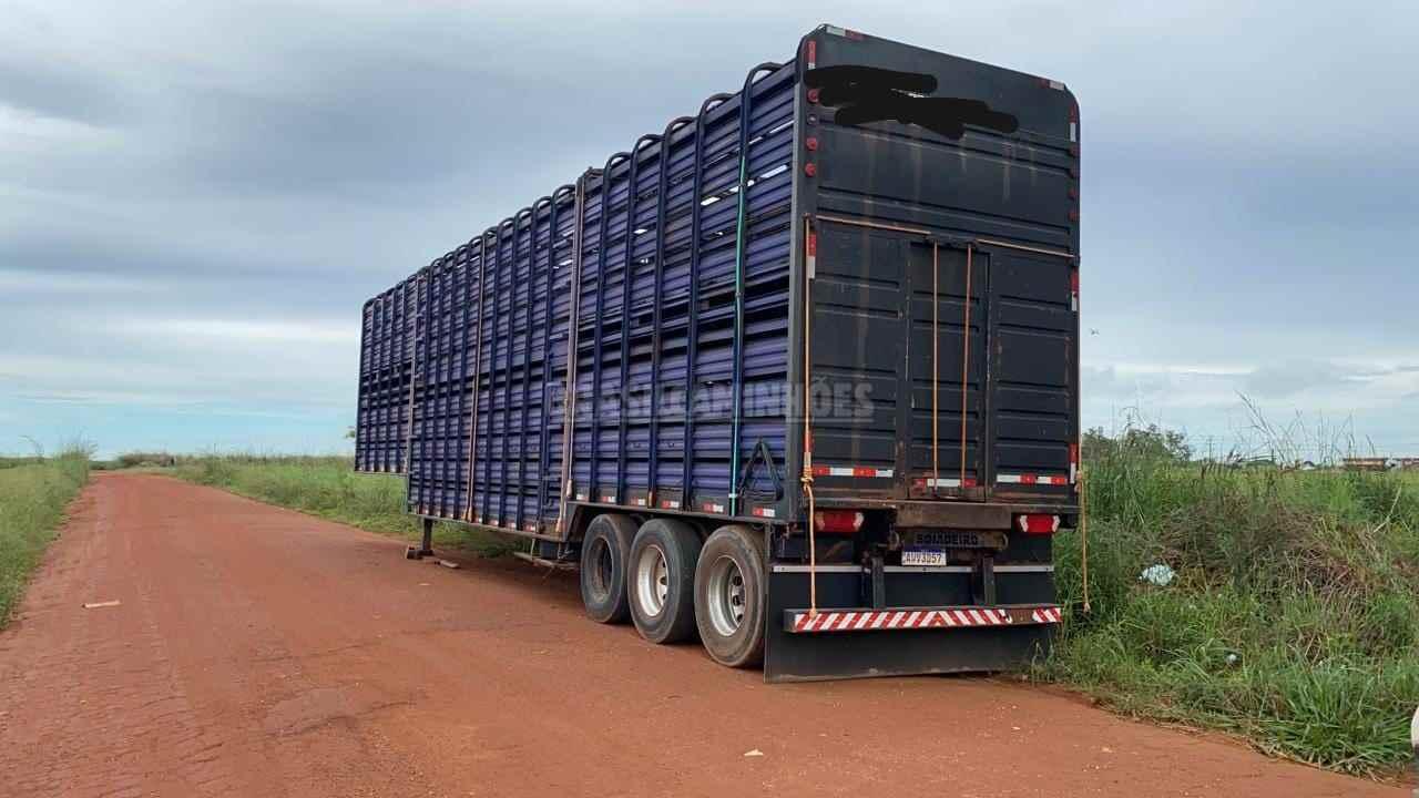 CARRETA SEMI-REBOQUE BOIADEIRO Brasil Caminhões Sinop SINOP MATO GROSSO MT