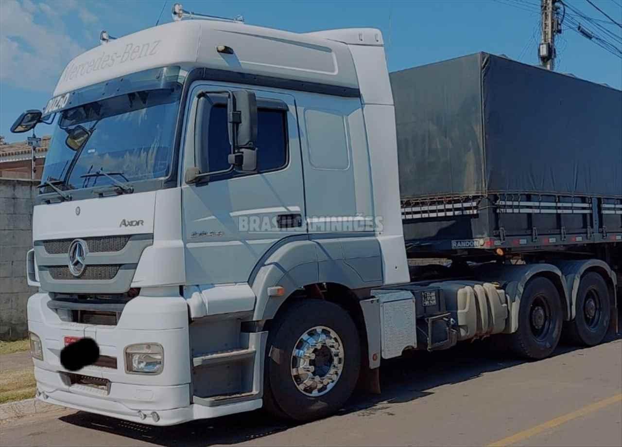 CAMINHAO MERCEDES-BENZ MB 2644 Cavalo Mecânico Traçado 6x4 Brasil Caminhões Sinop SINOP MATO GROSSO MT