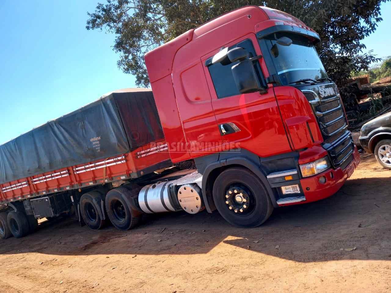 SCANIA 480 de Brasil Caminhões Sinop - SINOP/MT