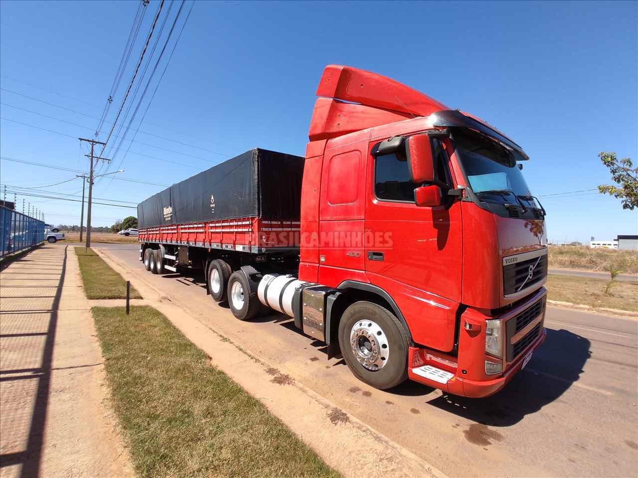 CAMINHAO VOLVO VOLVO FH 460 Carga Seca Truck 6x2 Brasil Caminhões Sinop SINOP MATO GROSSO MT