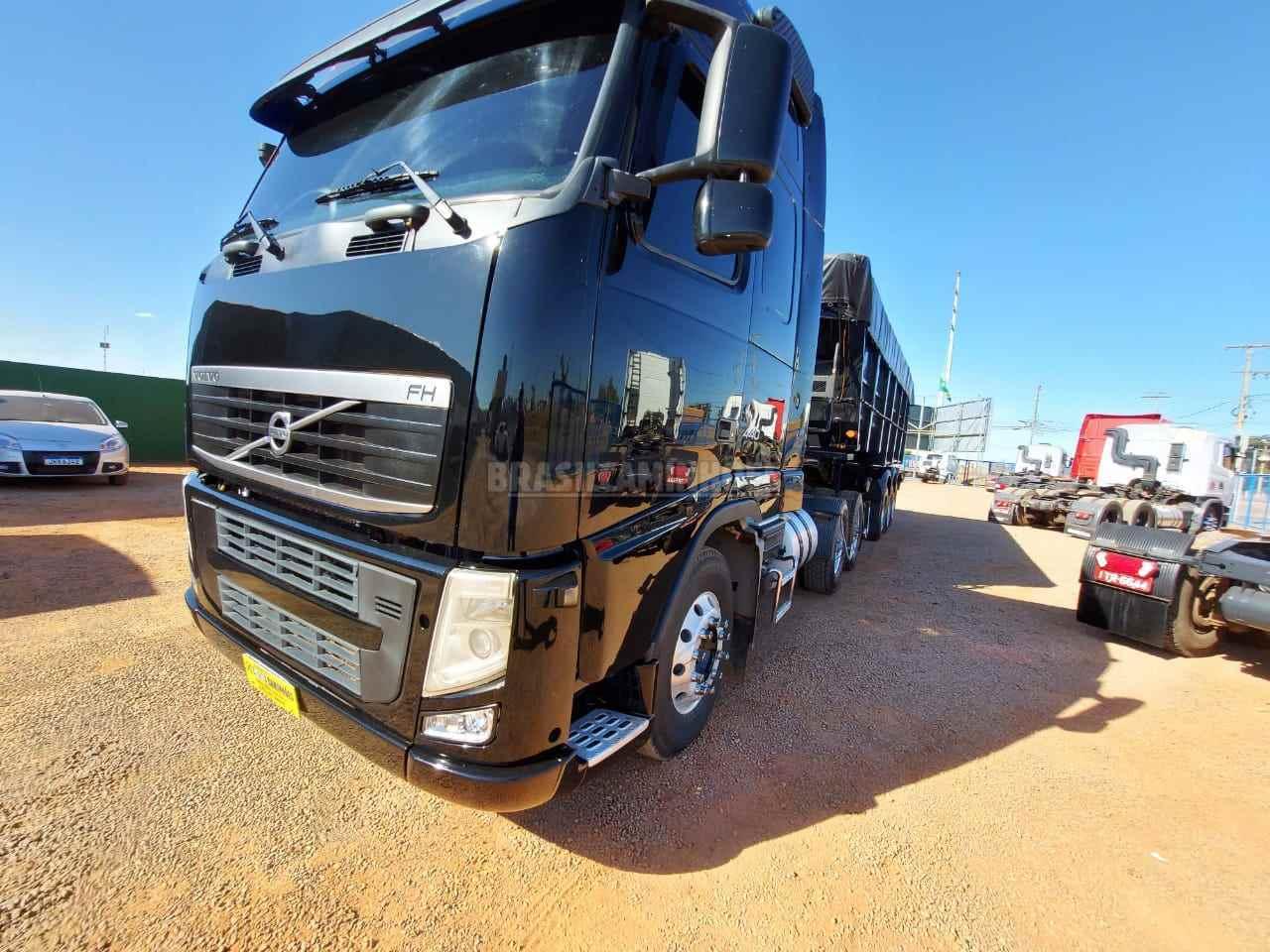 CAMINHAO VOLVO VOLVO FH 440 Caçamba Basculante Traçado 6x4 Brasil Caminhões Sinop SINOP MATO GROSSO MT
