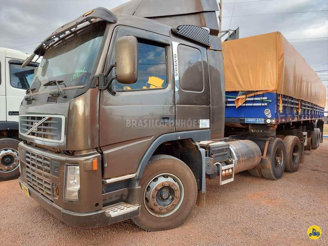 CAMINHAO VOLVO VOLVO FM 370 Carga Seca Truck 6x2 Brasil Caminhões Sinop SINOP MATO GROSSO MT