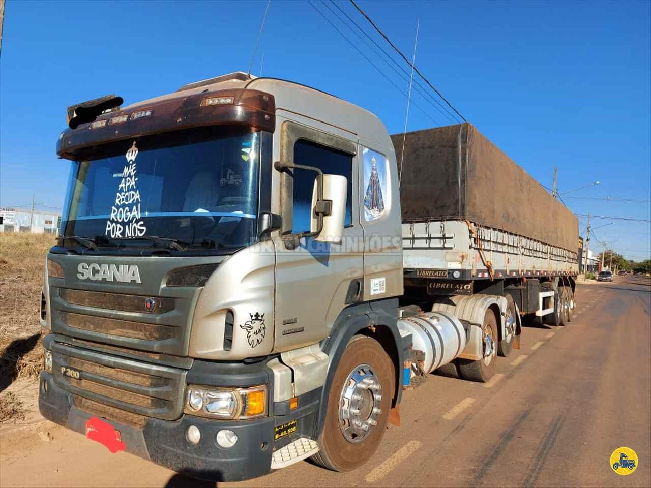 SCANIA P360 de Brasil Caminhões Sinop - SINOP/MT