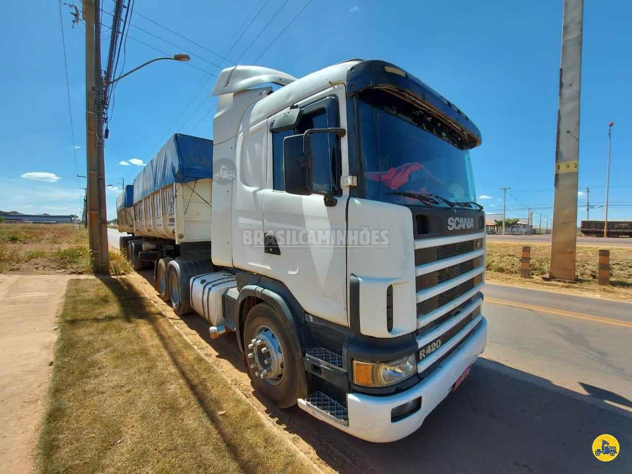 SCANIA 420 de Brasil Caminhões Sinop - SINOP/MT