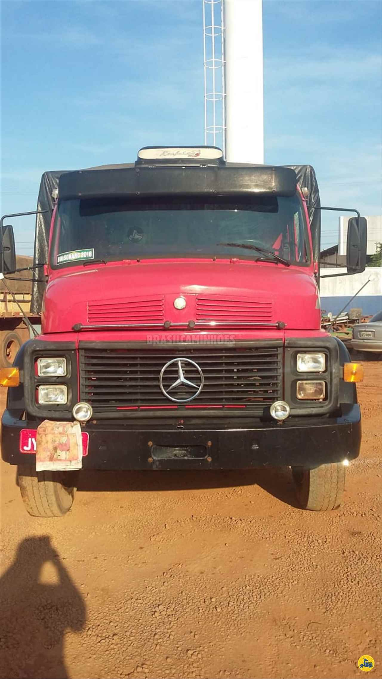 MB 1513 de Brasil Caminhões Sinop - SINOP/MT