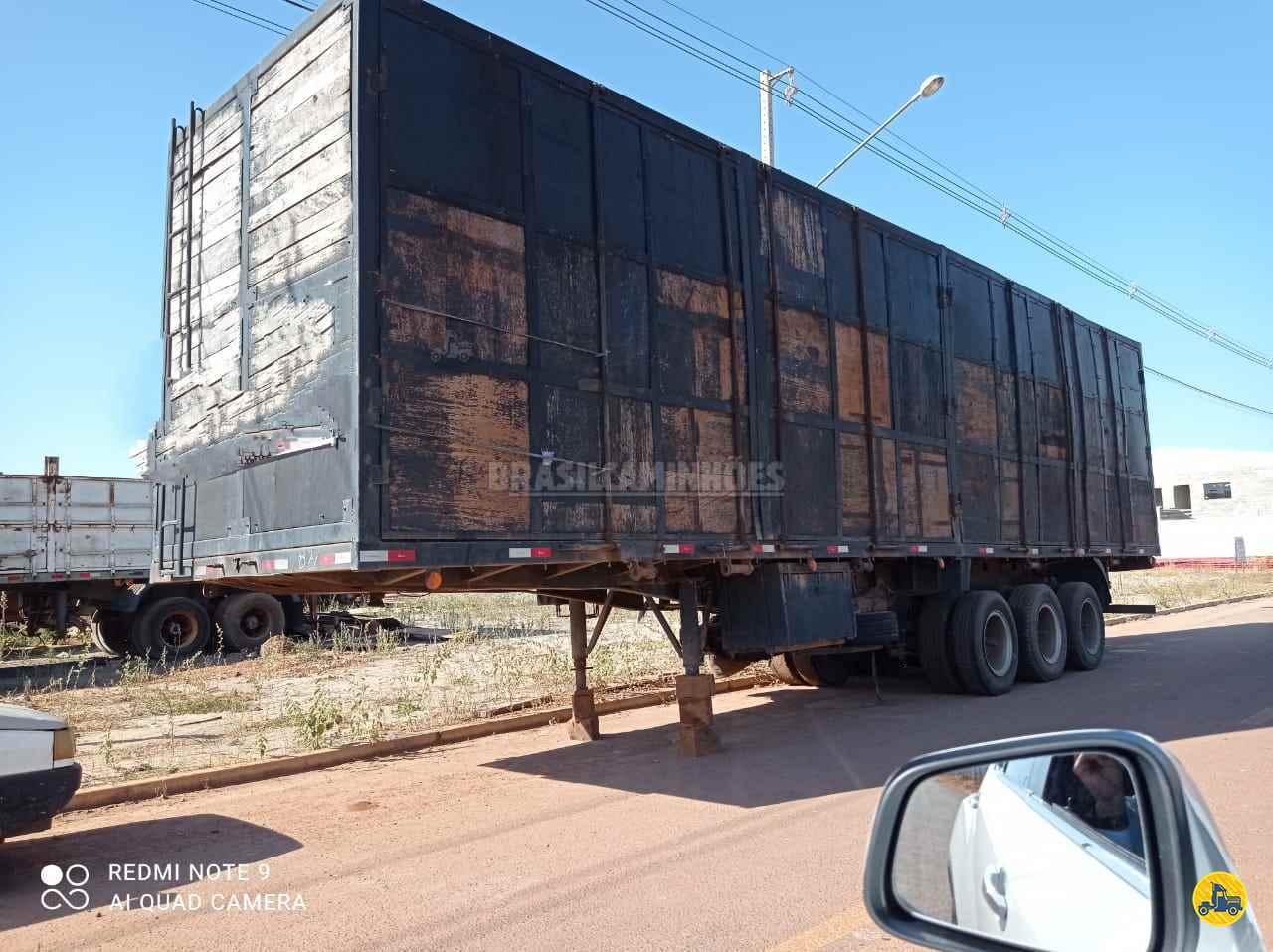CARRETA SEMI-REBOQUE CAVAQUEIRA Brasil Caminhões Sinop SINOP MATO GROSSO MT