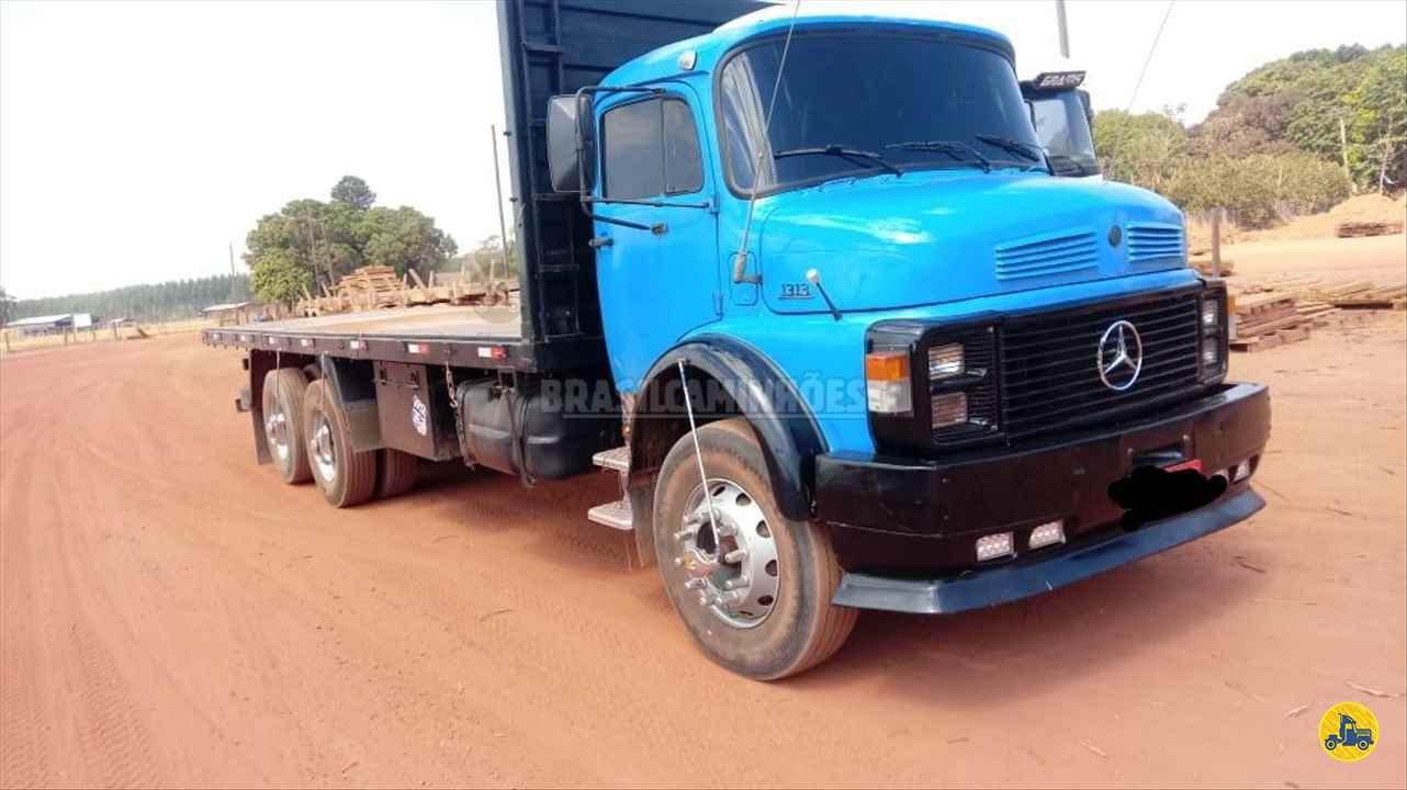 CAMINHAO MERCEDES-BENZ MB 1313 Graneleiro Truck 6x2 Brasil Caminhões Sinop SINOP MATO GROSSO MT