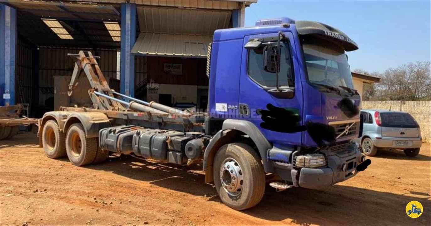 CAMINHAO VOLVO VOLVO VM 330 Roll ON OFF Traçado 6x4 Brasil Caminhões Sinop SINOP MATO GROSSO MT